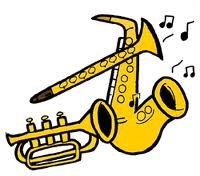 Band instrument clip art 1