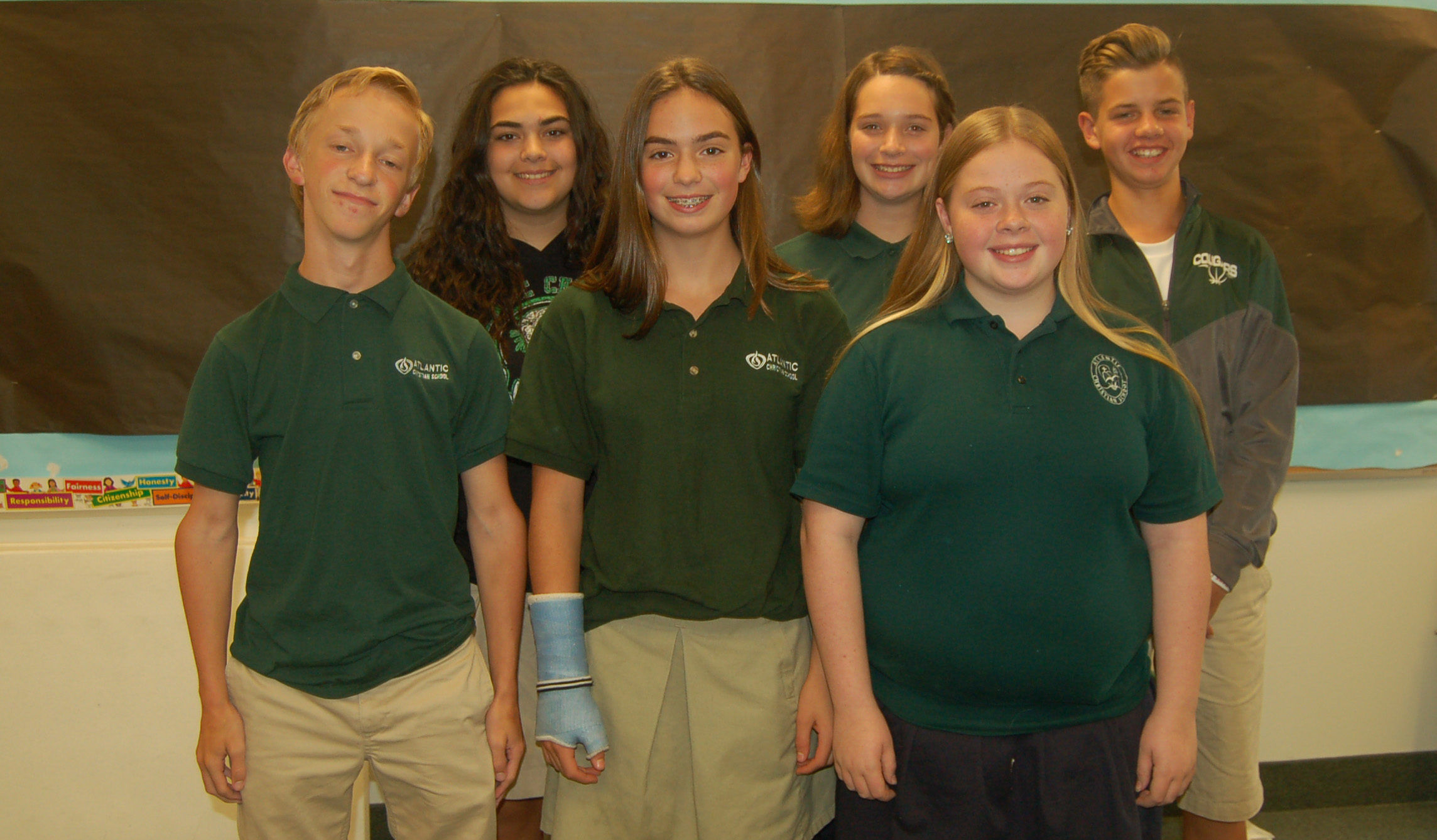 23 high school students elected to student council atlantic 9th grade officers sciox Images