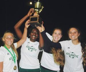 2017 Lady Cougars Varsity Soccer Championship