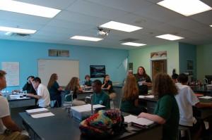 21 HS Science, Rebecca Stonelake Class DSC 0749