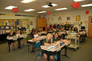 23 4th Grade, Sherree Hoover Class DSC 0719