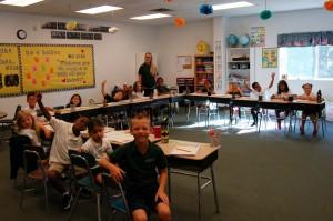 24A 2nd Grade, Amy Vogel Class DSC 0717A