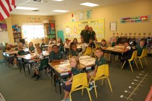 24 1st Grade, Melinda Capito Class DSC 0723