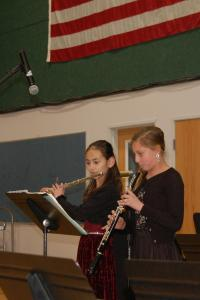 DSC 0074A - flute and oboe duet