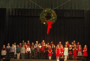 DSC 0098A - 3rd grade singing