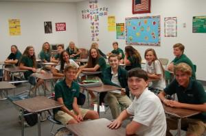 DSC 0145A - 9th grade class