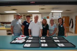 DSC 0152 - Lunchroom volunteers 1
