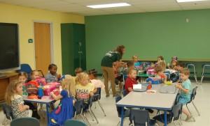 DSC 0158 - Lunchroom Lower School a