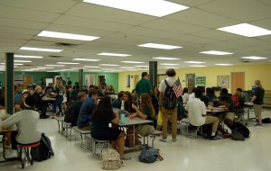 DSC 0160 - Lunchroom Upper School a