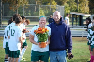 2016 Soccer Senior Day