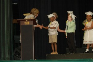 PreK and Kindergarten Graduation