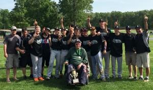 2016 Varsity Baseball Championship Season