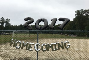 IMG 7246A - Homecoming 2017 balloons